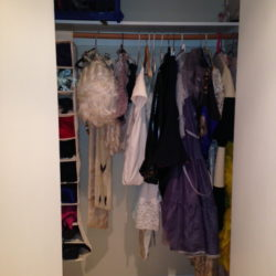 How to De-cultter your Costume Closet